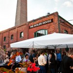 The Boiler House in the Distillery District